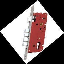 4 Pin Mortise Door Lock