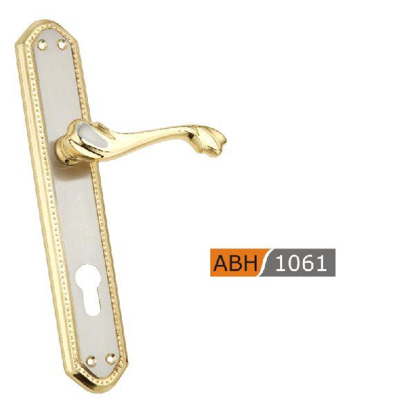 ABH 1061 - 250mm Brass Mortice Door Handle