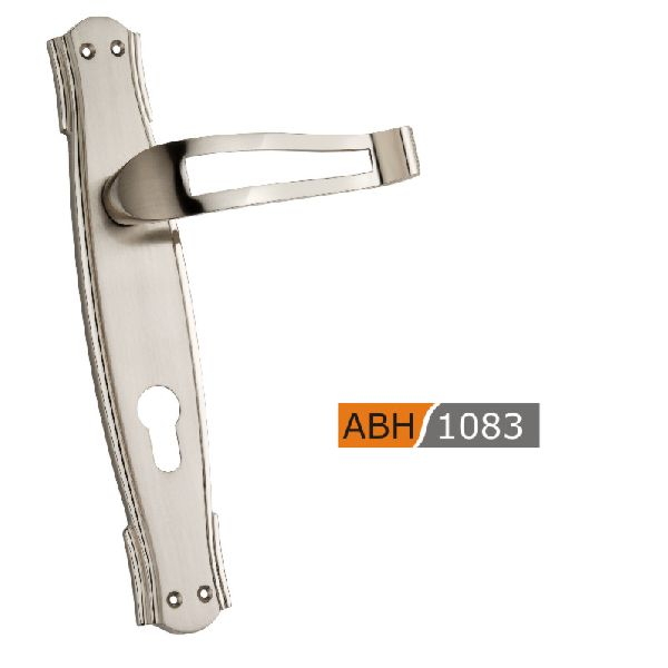 ABH 1083 - 250mm Brass Mortice Door Handle