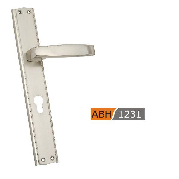 ABH 1231 - 300mm Brass Mortice Door Handle