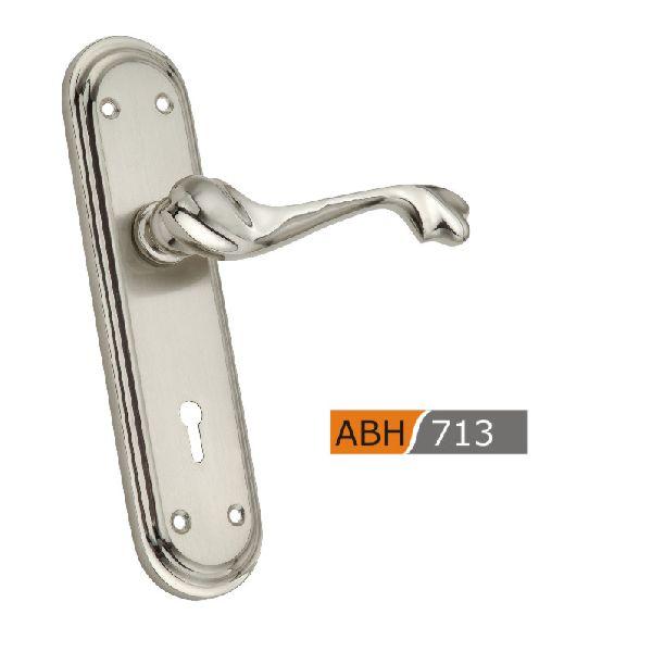 ABH 713 - 175mm Brass Mortice Door Handle
