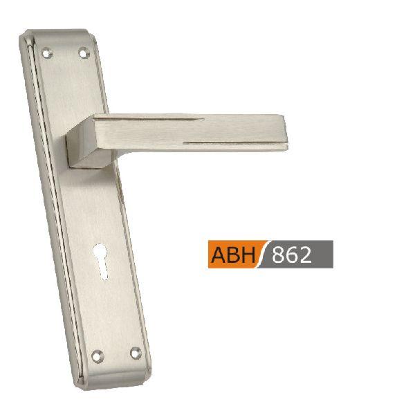 ABH 862 - 200mm Brass Mortice Door Handle