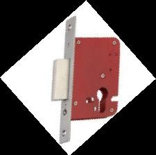 CY 01 - D Latch & Biscuit Mortise Door Lock