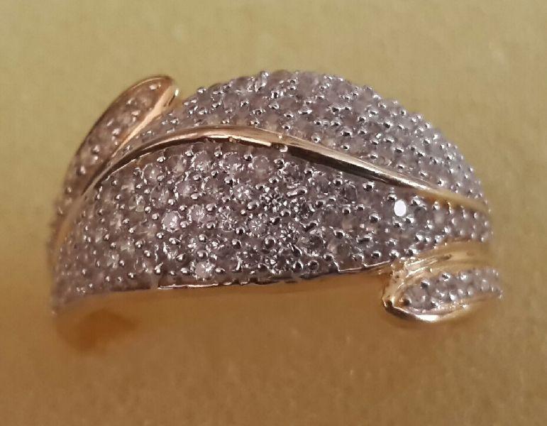 Designer Gold Ring 09