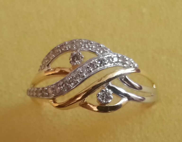 Designer Gold Ring 10