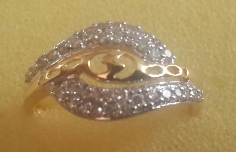 Designer Gold Ring 12