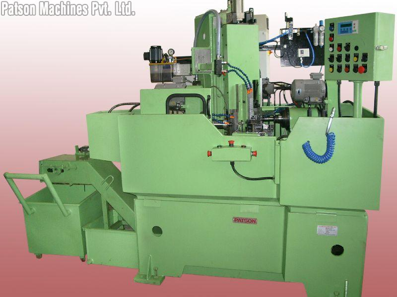 Drilling, Milling and Broaching Machine