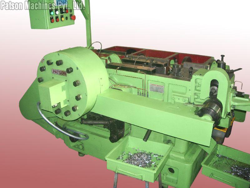 Lead Swaging Machine