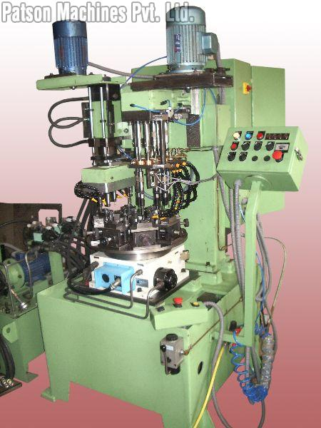 Rotary Indexing Machine (802)