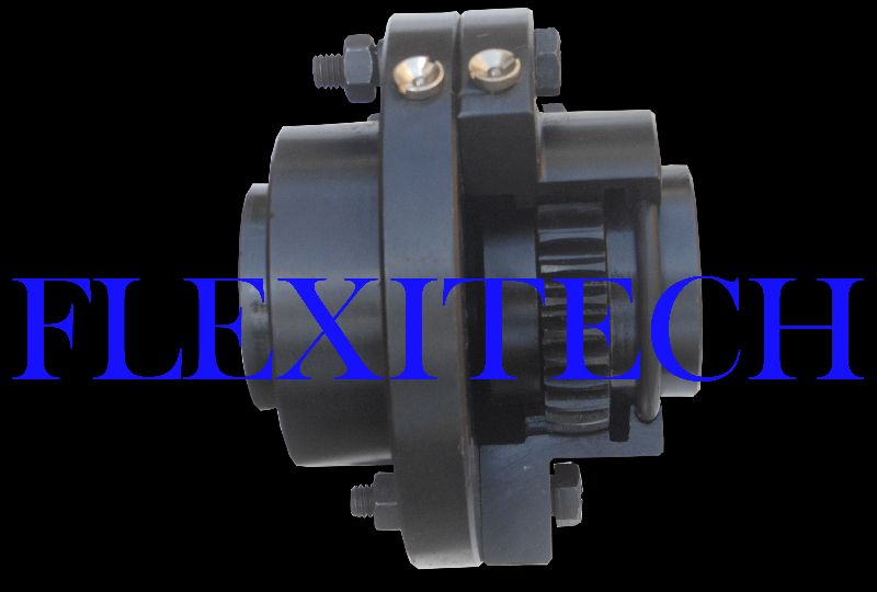 Flexible Gear Coupling 01
