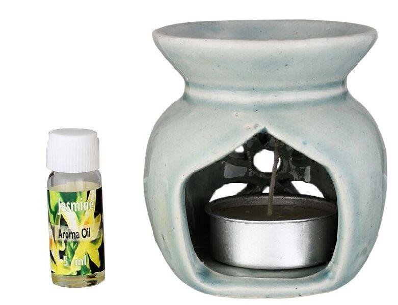 Ceramic Aroma Oil Burner 02
