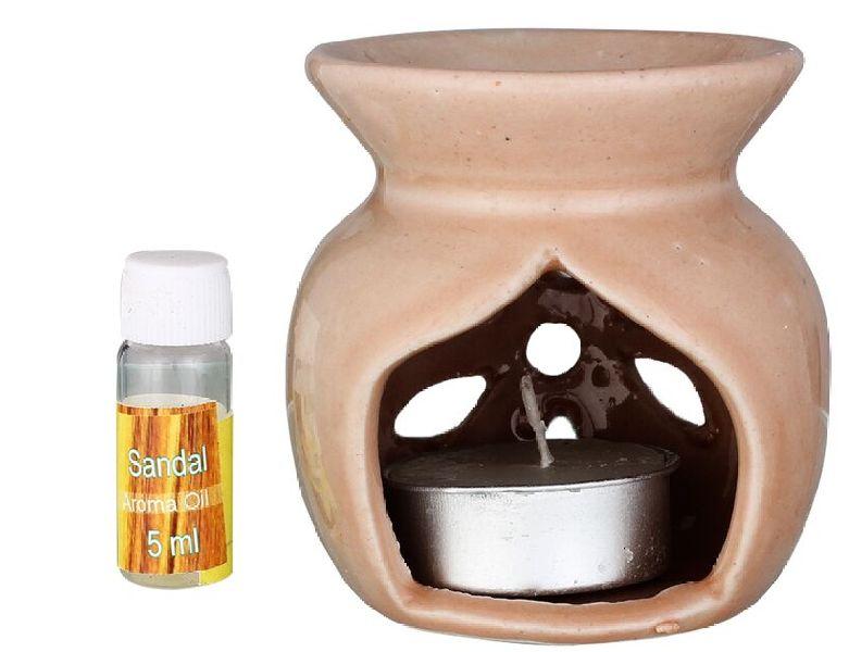 Ceramic Aroma Oil Burner 05