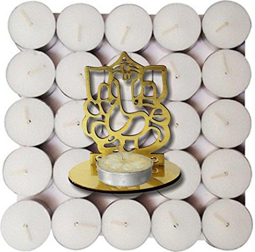 Combo Tea Light Holder Candle 06