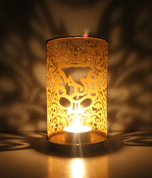 Shadow Tea Light Candle Stand 03