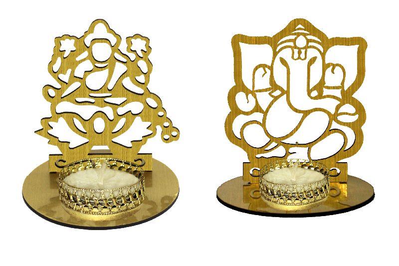 Tea Light Candle Diwali Diyas 02