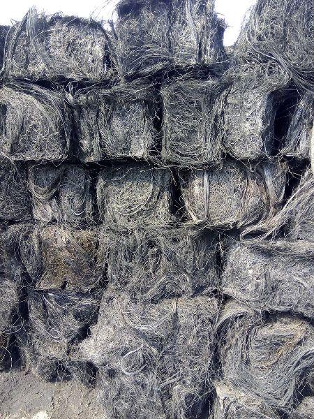 Tyre Burnt Wire Scrap 01