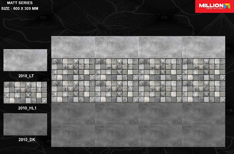 Satin Matt Series Wall Tiles