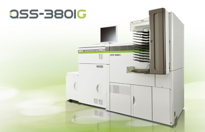 3801G Noritsu QSS Minilab Machine