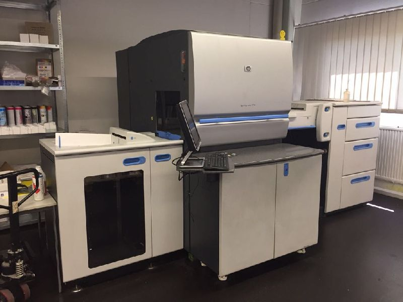 5000 Used HP Indigo Digital Press Machine