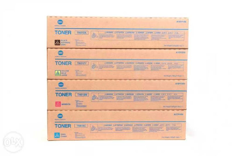TN 615 Konica Minolta Toner Cartridges 01