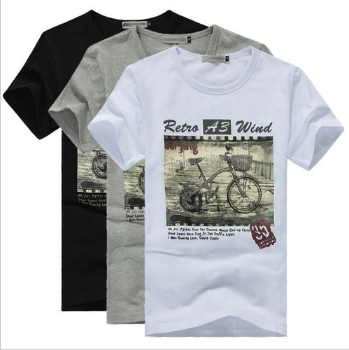 Mens Printed T-Shirt 01