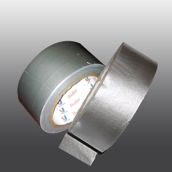 Duct Tapes - Silver grey