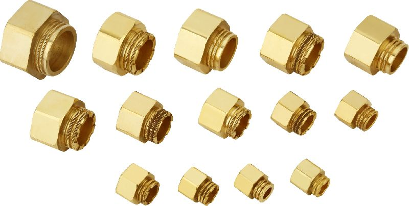 Brass Female CPVC Insert