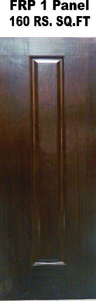 1 Panel FRP Door