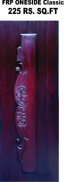 One Side Classic FRP Door