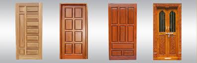 Teak Wood Doors 01