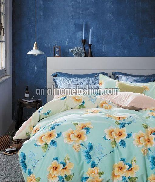 Pigment Print Bed Sheets