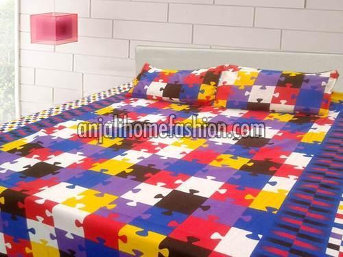 Rotary Print Bed Sheet 05