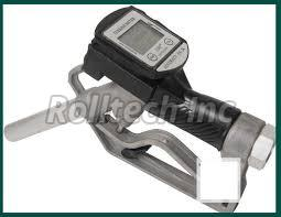 Fuel Nozzle With Meter