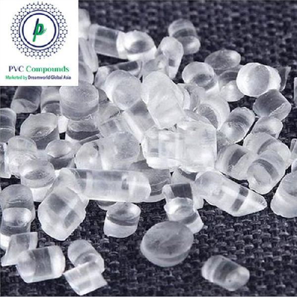 PVC Transparent Compound