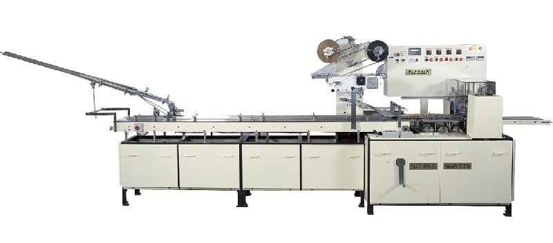 Canteen Biscuit Packing Machine
