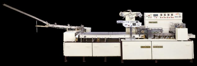 MLT/CRP 90 Cross Biscuit Packing Machine