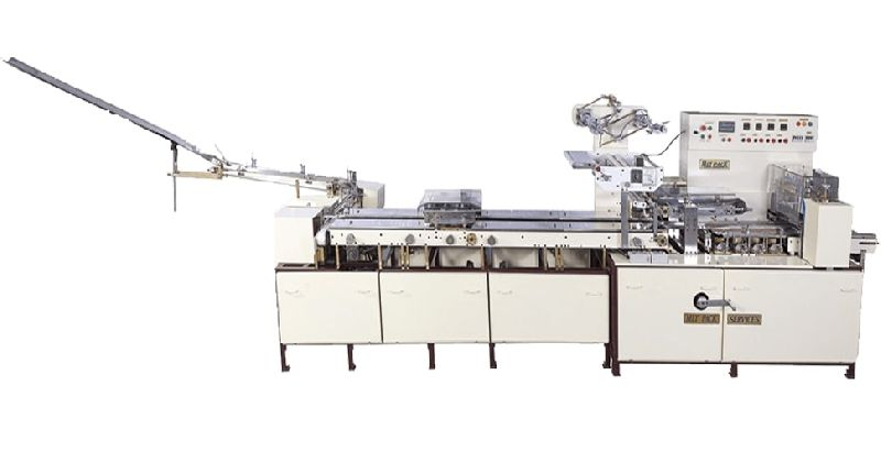 Plain Biscuit Packing Machine