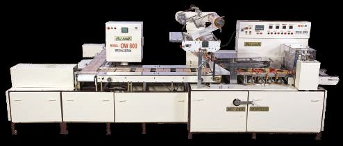 MLT/ OW 800 Jumbo Biscuit Packing Machine