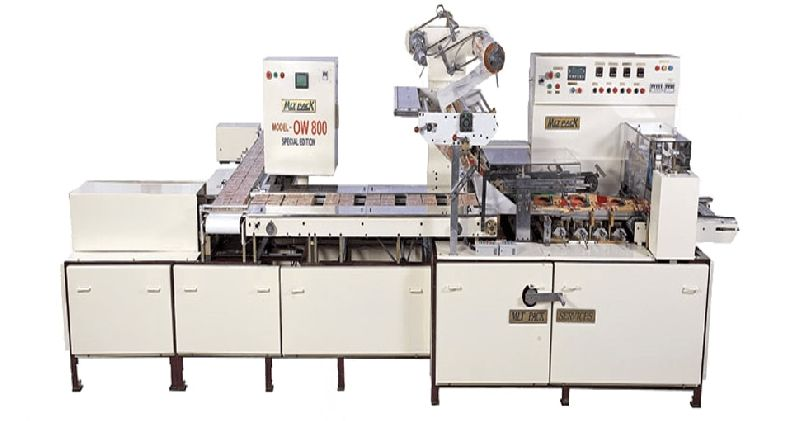 MLT/ OW 60 Biscuit Packing Machine 02