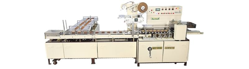 MLT/ OEPPLC-SC 90 & DC 150 Cream Biscuit Packing Machine