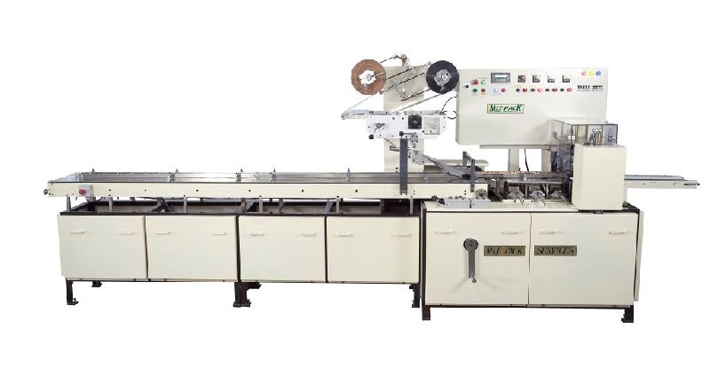 Wafer Biscuit Packing Machine