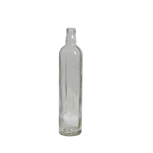 Short Neck Glass Bottle