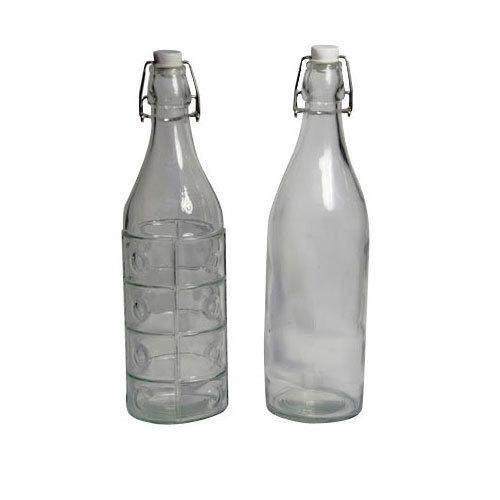 Water Glass Bottle
