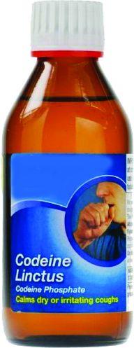 Codeine Linctus Syrup