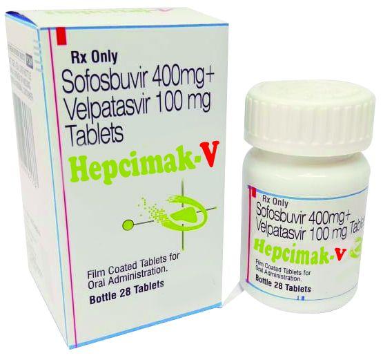 Hepcimak-V Tablets