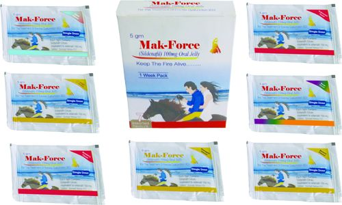 Mak-Force Oral Jelly