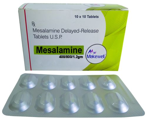 Mesalamine Tablets Mesalamine delayed release tablet