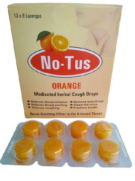 No-Tus Cough Drops