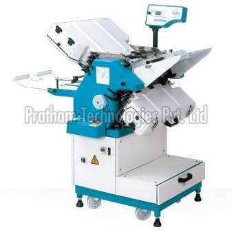 Friction Feed Paper Folding Machine (PGV FF 615)