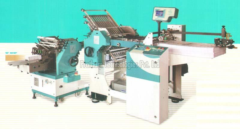 Pile Feeder Paper Folding Machine